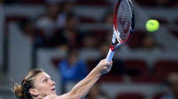 Simona Halep 7-6(4); 5-7; 7-6(1) Andrea Petkovic! SuperSimo s-a calificat in sferturi, dar a fost nevoita sa abandoneze