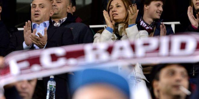 Rapid schimba TOT pentru ramanerea in Liga 1! Noul director sportiv a adus 3 jucatori din Franta! Urmeaza un atacant