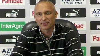 """Protasov, egal la revenirea in Liga 1: """"Nu am avut niciun atacant valid! A fost foarte greu!"""" Situatia incredibila de la Astra"""