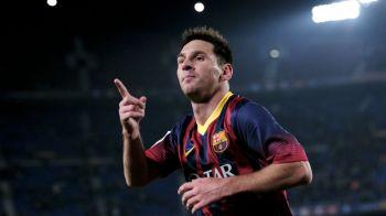"""""""Fiecare sa creada ce vrea!"""" Adevarul despre neintelegerea dintre Messi si Luis Enrique. Ce s-a intamplat la ultimul meci"""