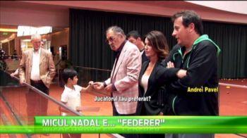 Un pusti de 8 ani din Romania e noul NADAL! Cine e idolul lui si ce vrea sa faca in tenis