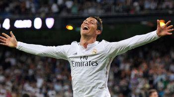 """Messi e aproape, dar tot voi bate recordul"""". Reactia lui Ronaldo dupa ce s-a apropiat la o reusita de legendarul Raul, in Liga"""