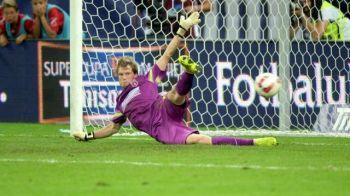 Arlauskis a salvat-o pe Steaua si cu Rio Ave dar a incasat si unul dintre cele mai tari goluri ale serii in Europa! VIDEO