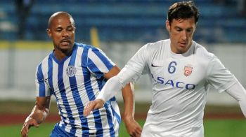 Wesley e in forma inainte de Steaua: a marcat un gol in Ceahlaul 2-2 CSMS Iasi! Miercuri, 20.30: Iasi - Steaua, la ProTV