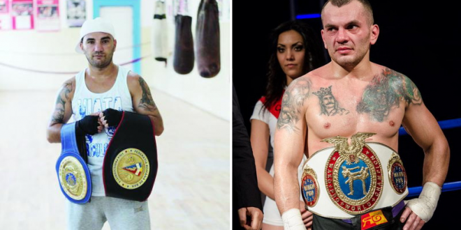 Pantera Tanasie si Pitbull Atodiresei se ameninta cu bataia! Mesajul fostului campion de box:  O tara intreaga asteapta meciul