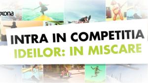 (P) Intra in competitia Idei: in miscare si Rexona te premiaza cu 2000 de euro!