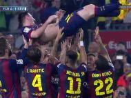 ISTORIE! Messi a devenit cel mai bun marcator din istoria Spaniei: Barca 5-1 Sevilla. Eibar 0-4 Real, Arsenal 1-2 Man. United!