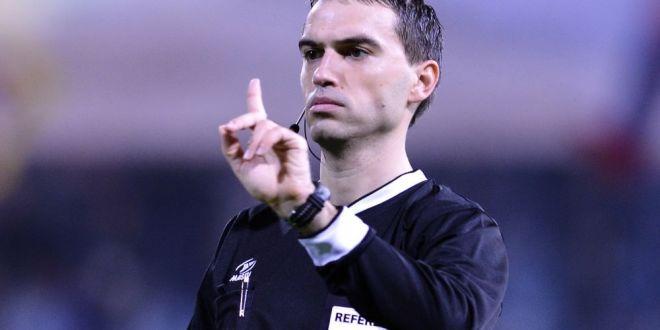 Brigada romaneasca la un meci decisiv de Champions League! Ce partida va arbitra Ovidiu Hategan: