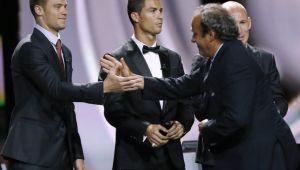 "Cum o sa reactioneze Ronaldo? Platini si-a anuntat FAVORITUL la Balonul de Aur: ""Asa ar fi normal sa se intample"""