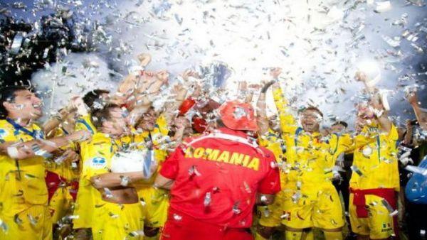 Suntem MARI la MINIfotbal! Romania 8-0 Lituania si speram la un nou titlu european! Meciurile sunt LIVE pe Sport.ro