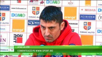 """Danciulescu ii face praf pe CFR-isti, dupa golul scandalos din Cupa Romaniei: """"Mi-ar fi rusine sa castig asa"""""""