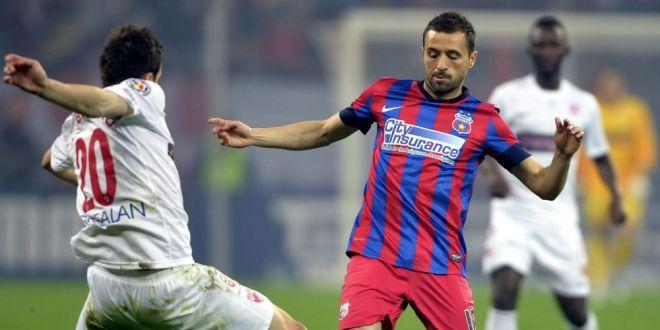 Hagi a dezvaluit pe cine vede la Steaua in locul lui Sanmartean:  E o varianta. Steaua are nevoie de un decar daca pleaca Lucian
