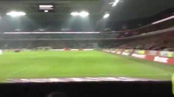 VIDEO Momentul in care un stadion intreg intoneaza IMNUL Frantei! Raspunsul fotbalului francez la TRAGEDIA de la Paris