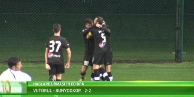 Echipa lui Hagi a facut egal cu fosta echipa a lui Rivaldo, Zico si Scolari din Uzbekistan! VIDEO