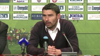 La ce nebunie s-a gandit Trica dupa ce a fost umilit cu 4-0! Decizia radicala pe care vrea sa o ia pentru derby-ul cu U Cluj: