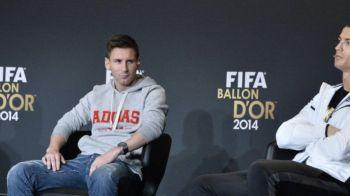 FABULOS! Messi, cel mai bine platit jucator din lume! Ronaldo pe 2, surpriza pe locul 3! TOP 20 castiguri in fotbal