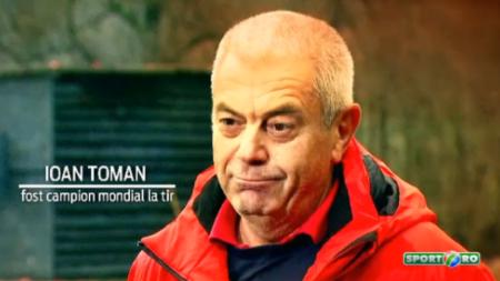 EROI.RO   Povestea omului care l-a infruntat pe Ceausescu cu pusca in mana! Ioan Toman vrea medalie olimpica la 57 de ani