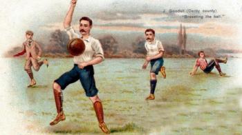 Cum se angaja un jurnalist sportiv in 1900. Conditie obligatorie: sa aiba doi porumbei dresati