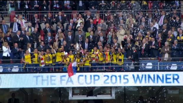 Wenger intra in ISTORIA fotbalului englez! Arsenal a cucerit FA Cup pentru a 12-a oara in istorie, dupa 4-0 cu Aston Villa! Alexis Sanchez a dat un gol FABULOS de la 25 de metri