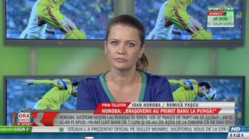 """Retrogradata Gaz Metan se pregateste pentru Liga I: """"Cazul a ajuns la DNA!"""" Romica Pascu si Ioan Horoba, la audieri VIDEO"""