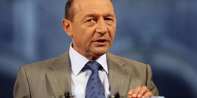 Traian Basescu face un anunt socant!  Nu exista risc mai mare decat acesta