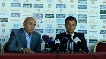 Rapid si-a prezentat noul presedinte, iar Moraru anunta ca baga 1.5 mil euro pentru revenirea in Liga I