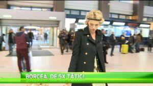 Fostul sef al lui Dinamo, Borcea a primit cea mai buna veste in inchisoare! Sotia sa a nascut al doilea copil