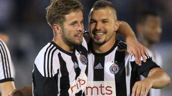 """Jucatorii lui Partizan rad de aroganta Stelei: """"Oh, 2000 de ani au trecut in mai putin de 10 minute!"""""""