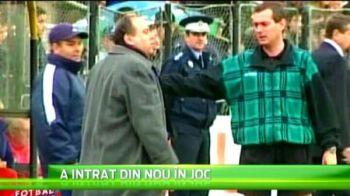 """""""Pinalty"""" Stefan se intoarce in Liga I! Fostul primar al orasului Piatra Neamt si conducator al Ceahlaului se implica din nou in fotbal. Ce echipa va conduce"""