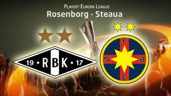 Romania a fost DATA AFARA din Europa! Steaua si Astra au prins doar VARA in Europa! VIDEO: TOATE FAZELE din Rosenborg 0-1 Steaua
