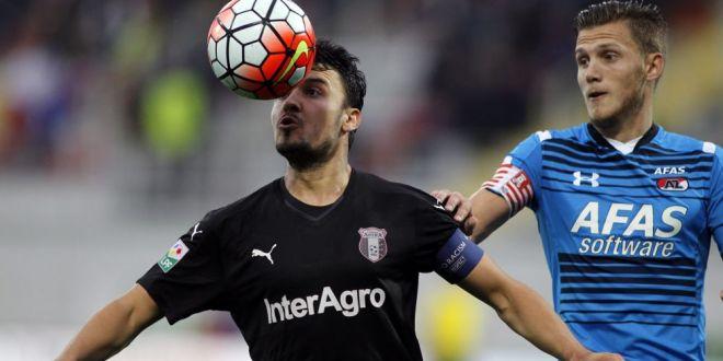 N-a impresionat cu Alkmaar, dar e pe lista lui Iordanescu! Budescu, in lot pentru Ungaria si Grecia:  Poate fi omul decisiv!
