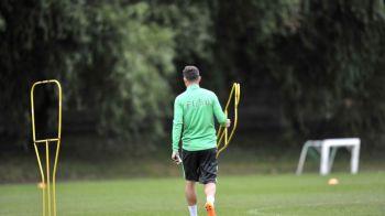 Primul jucator care a PLECAT OFICIAL de la Steaua dupa meciul cu U. Cluj din Cupa! Azi a parasit Romania