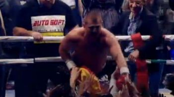 MOROSANU ROCK STAR la Milano! Imagini incredibile imediat dupa ce l-a facut KO pe Czerwinski! Ce s-a intamplat. VIDEO