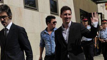 Messi, ACHITAT in procesul de frauda fiscala, dar tatal sau poate fi inchis! Procurorii cer 18 luni de inchisoare!