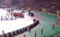 Momente senzationale dupa ce Belgia a ajuns prima in lume! Ce a facut Kompany in fata fanilor