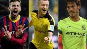 LISTA celor 23 de jucatori care NU se bat pentru Balonul de Aur! Fotbalistii de zeci de milioane de euro ignorati de FIFA
