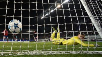 Toate REZUMATELE VIDEO din UEFA Champions League! Gaitan, gol superb pentru Benfica, City castiga dupa un meci nebun cu Sevilla, Martial o tine in viata pe United