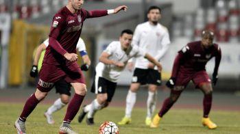 """Clujul vrea amicalul cu Spania din martie! Golgheterul lui CFR vrea in nationala lui Del Bosque: """"E complicat, dar muncesc"""""""
