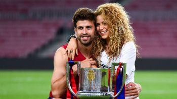 """Inca un scandal de santaj in fotbal. Pique si Shakira, victimele unui fost angajat: """"Le-a cerut bani pentru a nu face public un sex tape"""""""