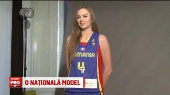 """""""Cred ca suntem printre cele mai dragute fete din Europa!"""" Gestul fetelor din nationala de baschet pentru victimele de la Colectiv"""