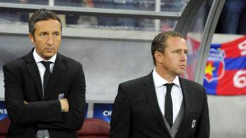 """MM si Reghe, ceruti de jucatori inapoi la Steaua: """"Normal ca ne dorim sa se intoarca!"""" Cand poate sa iasa MM"""