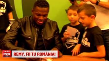 """Supercampionul Remy Bonjaski s-a indragostit de Romania. Fostul luptator si-a petrecut weekendul la Timisoara: """"Il iubesc pe Morosanu, e prietenul meu"""""""