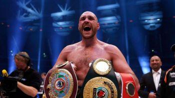 SOC IN BOX! Cum a pierdut Tyson Fury centura pe care a castigat-o in urma cu doua saptamani