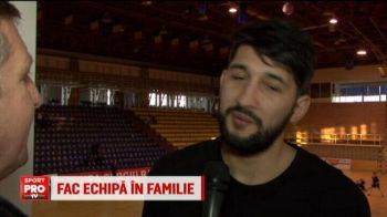 "Fratii Costea, din nou in echipa! Florin Costea a povestit ce inseamna fotbalul in Irak: ""Am jucat si la 40-50 de grade!"""