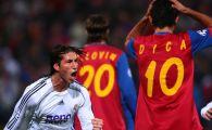 """Noua perla a lui Hagi are o poveste surprinzatoare. A fost copil de mingi la Steaua - Real Madrid in 2006. """"Am intrat de mana cu Roberto Carlos"""""""