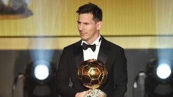 CE SURPRIZA! Cum au VOTAT Messi si Cristiano Ronaldo pentru Balonul de Aur! S-a aflat dupa decernarea trofeului