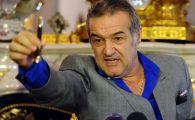 """Becali transfera doar ce vrea el la Steaua. Atacantul propus de Reghecampf, refuzat de patron: """"Nu dau eu 500.000 pe un strain"""""""