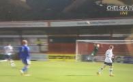 Gol MINUNAT reusit de un pusti de la Chelsea in superderbyul cu Tottenham! Cum l-a batut pe portar de la centrul terenului