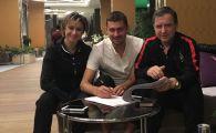 """""""Chiar acum e cu pixul in mana"""" Tamas a semnat pe 2 ani si jumatate cu Steaua. Anuntul lui Argaseala: """"Nu mai facem niciun transfer ... in seara asta"""""""