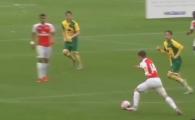 Moment urias pentru Dragomir la Arsenal! Wenger l-a trecut in echipa de Premier League pentru 2016. Anuntul oficial